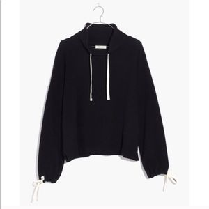 Mile(s) by Madewell Funnel Neck Sweater